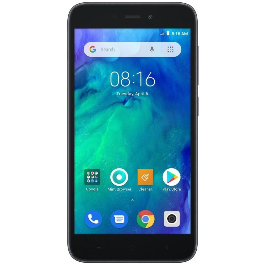 Смартфон Xiaomi RedMi Go 1/16GB Black (Черный) EU