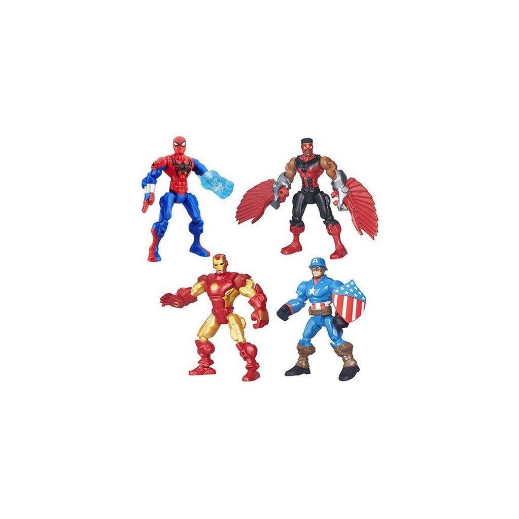 Heromashers Разборные фигурки Марвел, Hasbro A6825