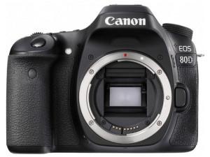 Зеркальный фотоаппарат Canon EOS 80D Body X1041