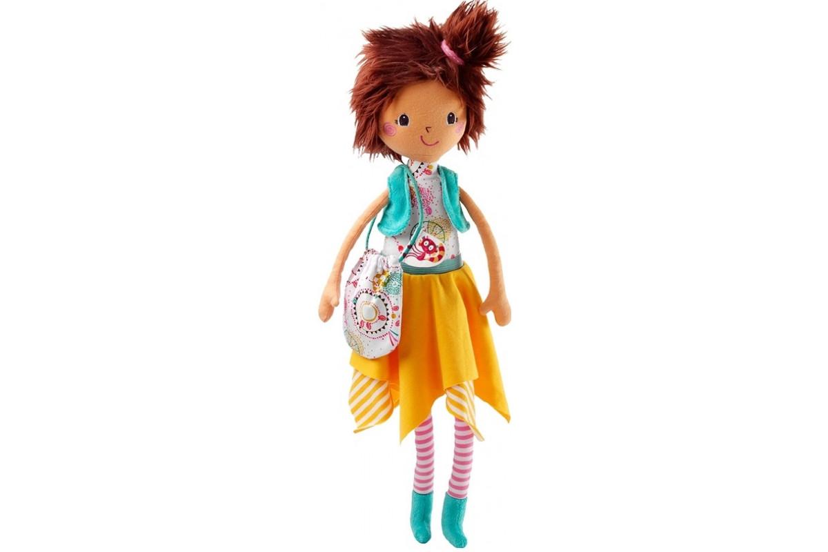 Lilliputiens Кукла Мона мягкая; подарочная упаковка