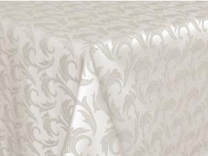 Скатерть тефлоновая Nova Мати 150х300 белая