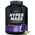 Гейнер BioTechUSA Hyper Mass (2270 г), Ваниль