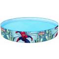 Bestway Детский круглый бассейн панельный Spider-Man 98010