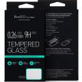 Защитное стекло Nokia 4.2 Full Cover + Full Glue черный, BoraSCO