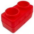 Marian Plast G-blox - набор для выращивания 2 секции (красный) 699