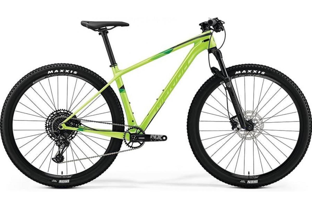 "Велосипед Merida Big Nine 4000 SilkGreen (DarkGreen) 2019 M(17"")(89920)"