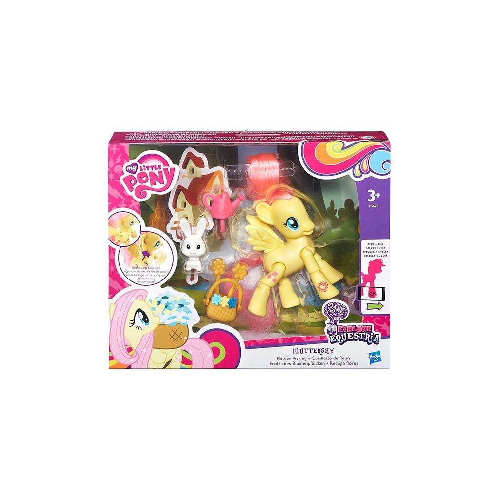 My Little Pony игровой набор Пони функциональная Hasbro B3602