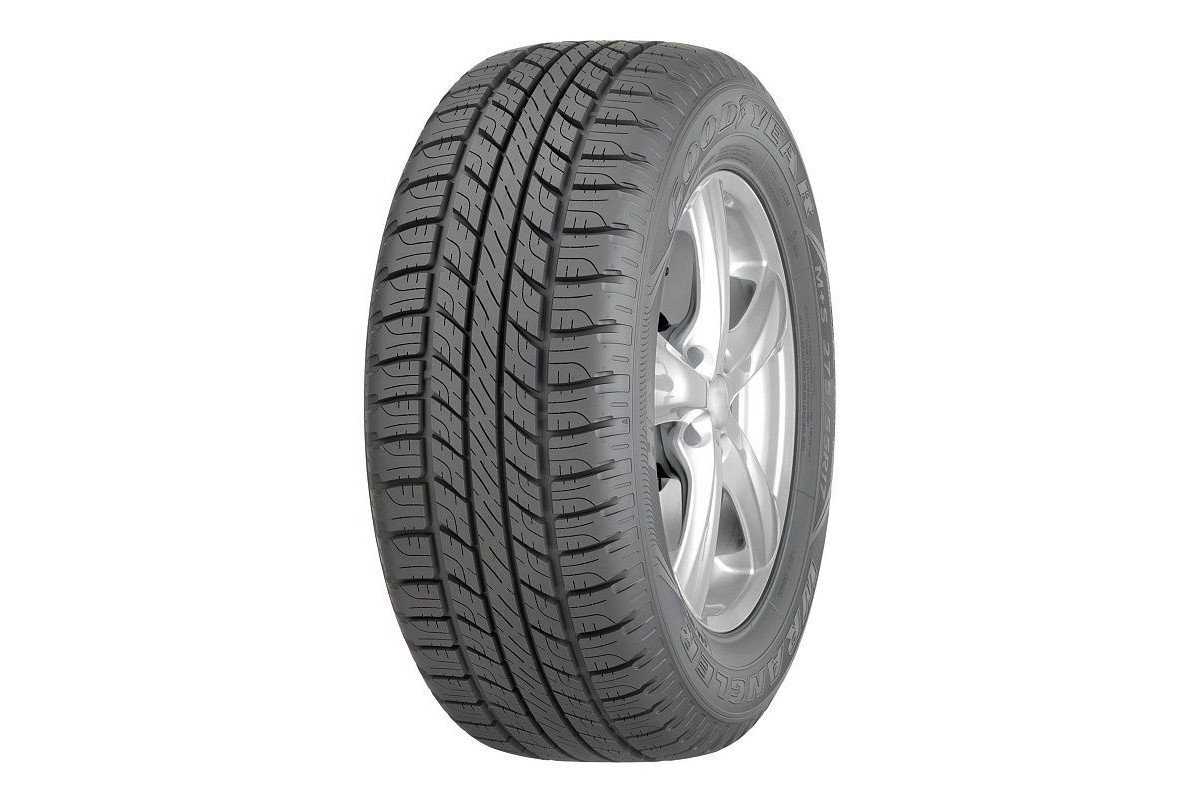 Автошина R16 245/70 Goodyear Wrangler HP All Weather 107H всесез FP
