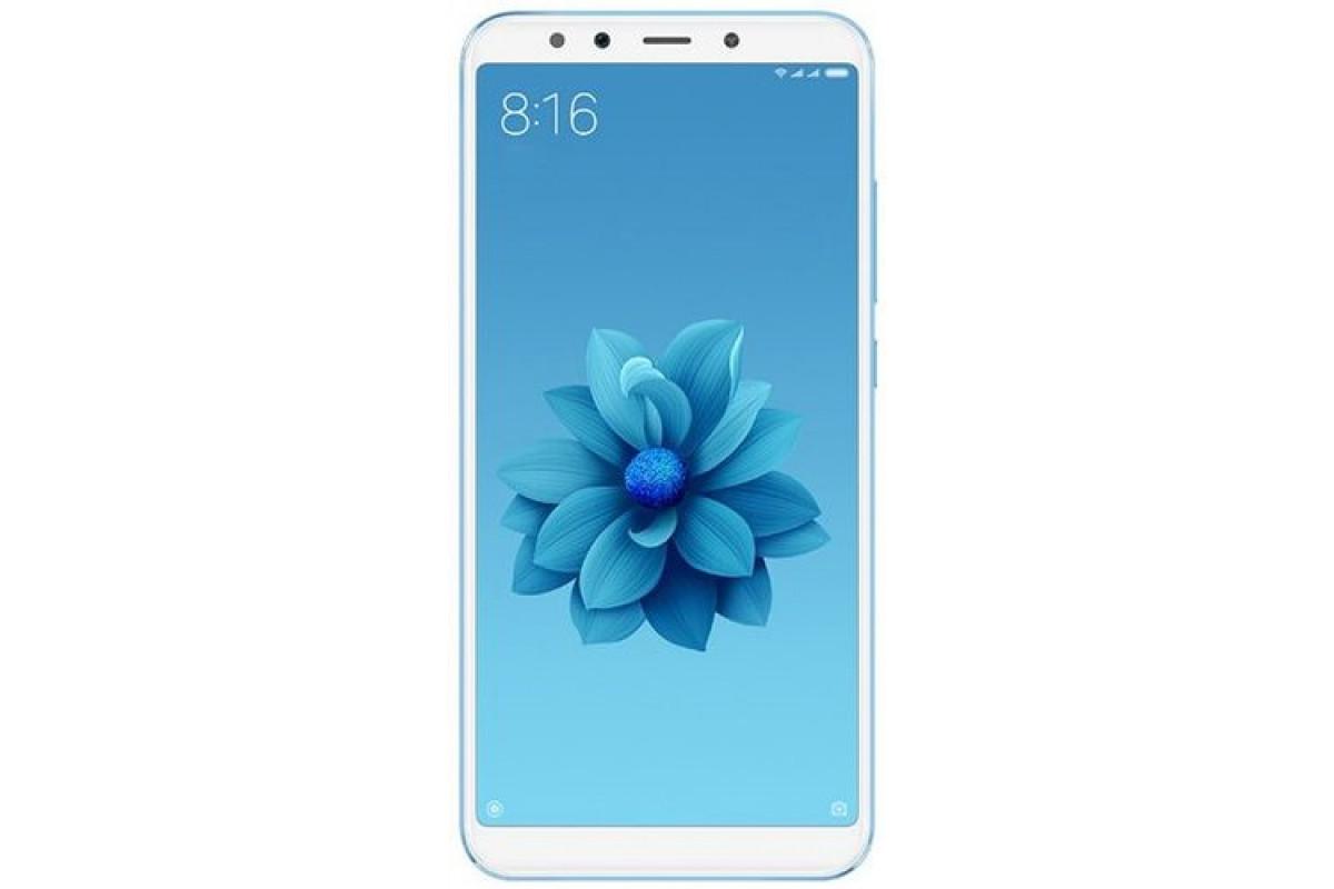 Смартфон Xiaomi Mi A2 4/32Gb Blue (Голубой) EU