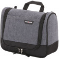 Несессер Swissgear Toiletry Kit, серый, 27x11x20 см