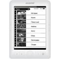 """Электронная книга Digma R63W 6"""" E-Ink Carta 800x600 600MHz/4Gb/microSDHC/подсветка дисплея белый"""