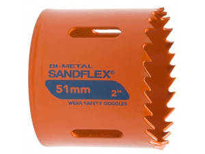 Пила кольцевая биметаллическая Bahco Sandflex (24 мм)