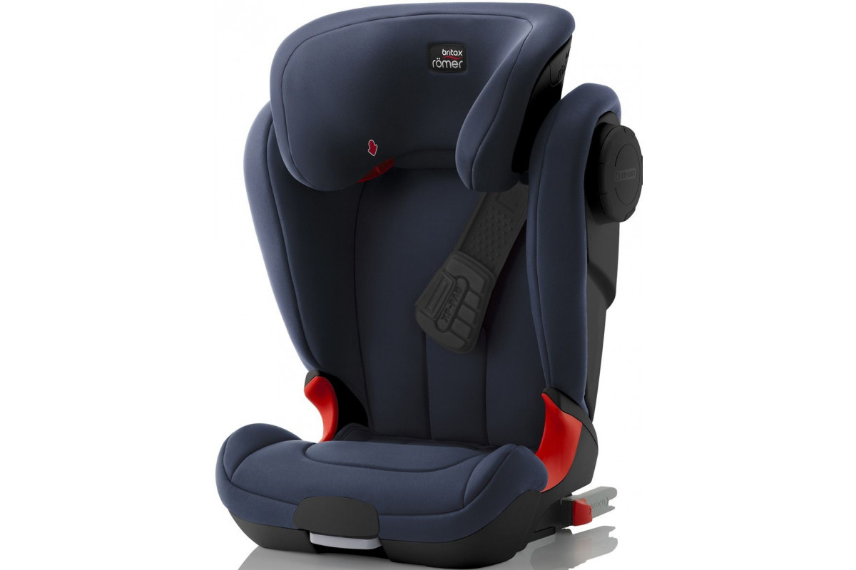 Детское автокресло Britax Roemer Kidfix II XP SICT Black Series Moonlight Blue Trendline синий