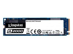 Накопитель SSD M.2 Kingston 500Gb A2000 Series <SA2000M8/500G>