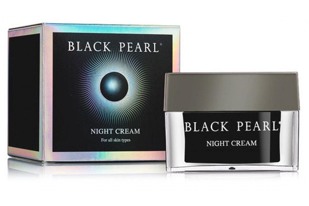 Black Pearl Крем Ночной для лица 50 мл