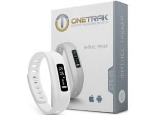 Фитнес-трекер ONETRAK LIFE 05(картон) уценка 7219