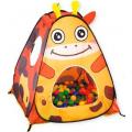 Calida 690 - детская палатка с шариками жираф
