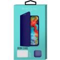Чехол-книжка для Xiaomi Redmi 9T синий, Book Case, Borasco