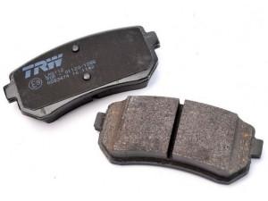 Колодки тормозные задние ВАЗ 2108-09 TRW  GS8210 для ВАЗ 2108-09