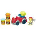 Play-Doh Город Пожарная машина игровой набор Hasbro B3416
