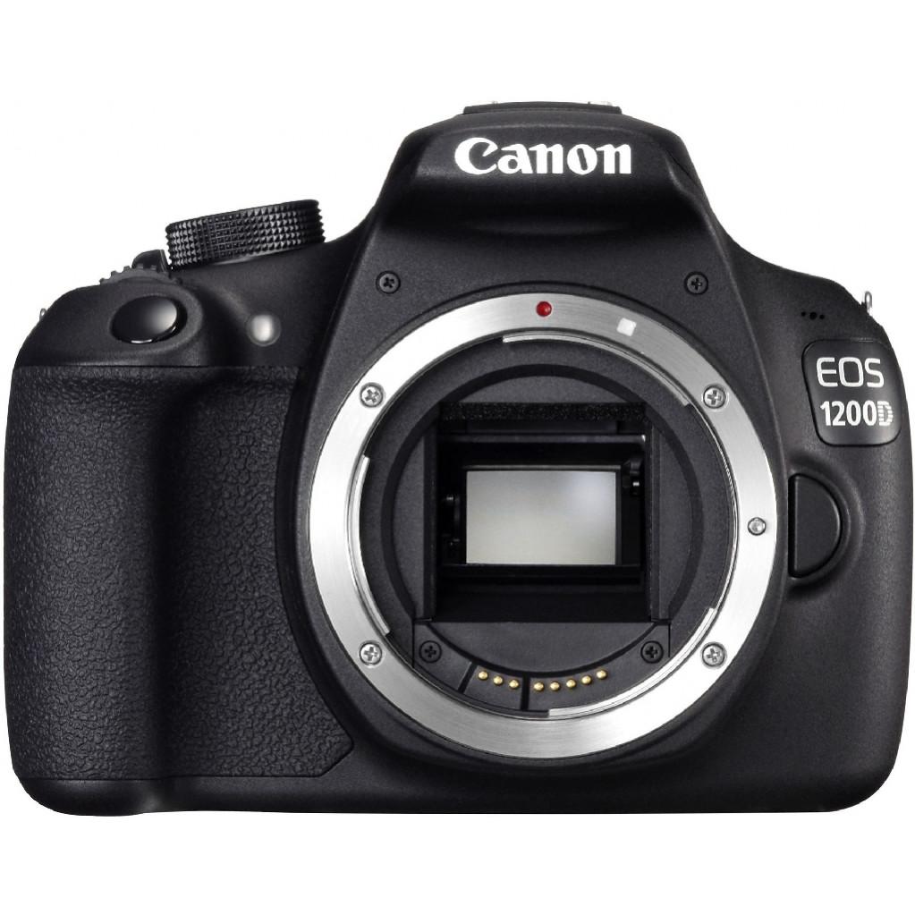 Зеркальный фотоаппарат Canon EOS 1200D Body X7940