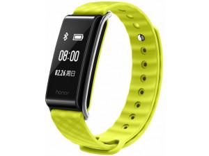 Фитнес браслет Honor Color Band A2, зелёный