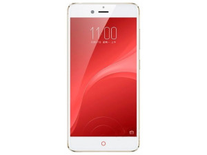 Смартфон ZTE Nubia Z11 mini S 64Gb Gold ( уценка 9108