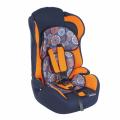 BamBola Primo - детское автокресло 9-36 кг одуванчик сине-оранжевый