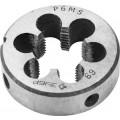 Плашка ЗУБР 4-28023-20-2.5  ЭКСПЕРТ круглая машинно-ручная М20x2.5