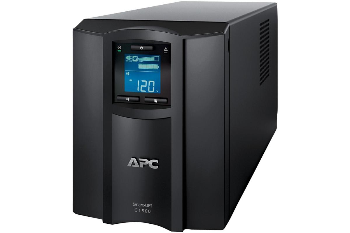 ИБП APC SMC1500I Smart-UPS C