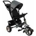 Leader Kids S-686 - детский трехколесный велосипед GREY (серый)