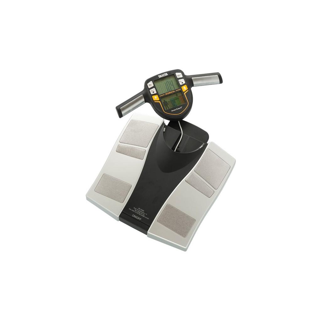 Весы напольные Tanita BC-545N серебро