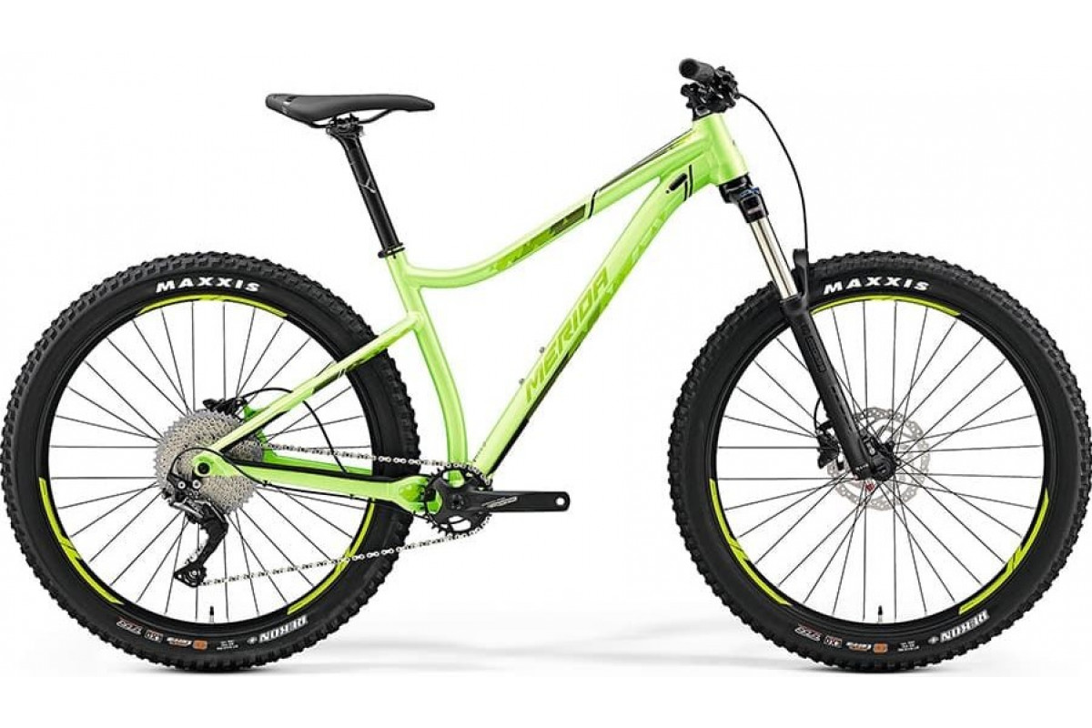 "Велосипед Merida Big.Trail 400 GlossyLightGreen/Green 2019 L(19"")(89511)"