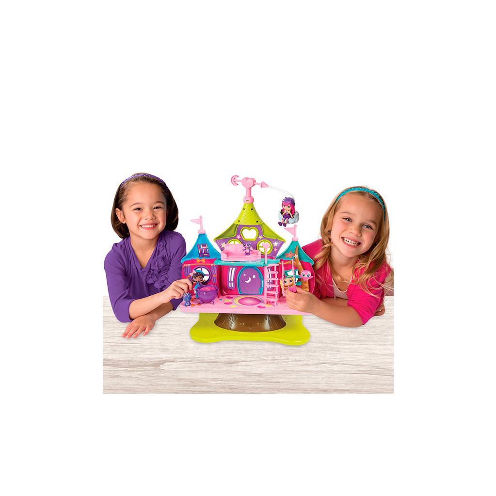Фигурка Little Charmers Дом волшебниц с фигуркой Хэйзл игровой набор