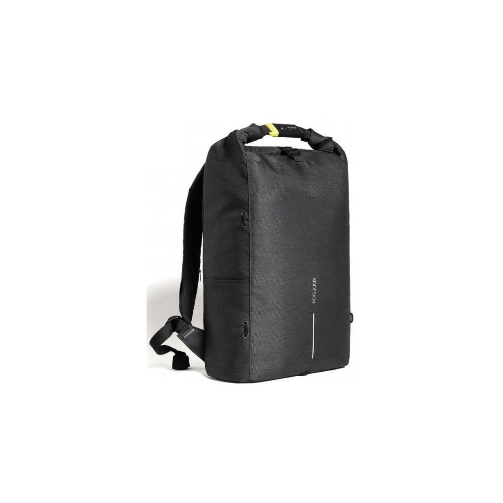 "Рюкзак для ноутбука до 15,6"" XD Design Bobby Urban Lite (P705.501), черный"