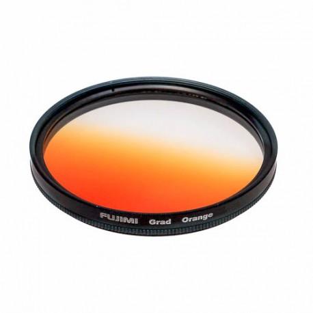Фильтр градиентный Fujimi 72mm (оранжевый)