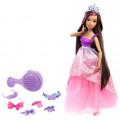Barbie Большая кукла с длинными волосами Mattel DPK21