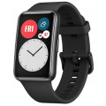 Умные часы Huawei FIT TIA-B09, графитовый черный