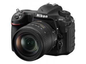 Зеркальный фотоаппарат Nikon D500 kit 16-80mm