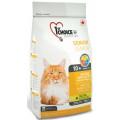 Корм для пожилых кошек 1st Choice Mature or Less Active, цыпленок, 5,44 кг