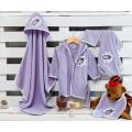Комплект для ванны Arya Minie детский 5 предметов лиловый
