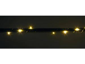 Гирлянда Sh Lights 30 теплых белых мигающих минидиодов, на батарейках, LDM30С-WW-BO