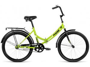 "Велосипед 24"" Altair City 24 1 ск (18-19 г) 16' Зеленый/RBKN9YF41003"