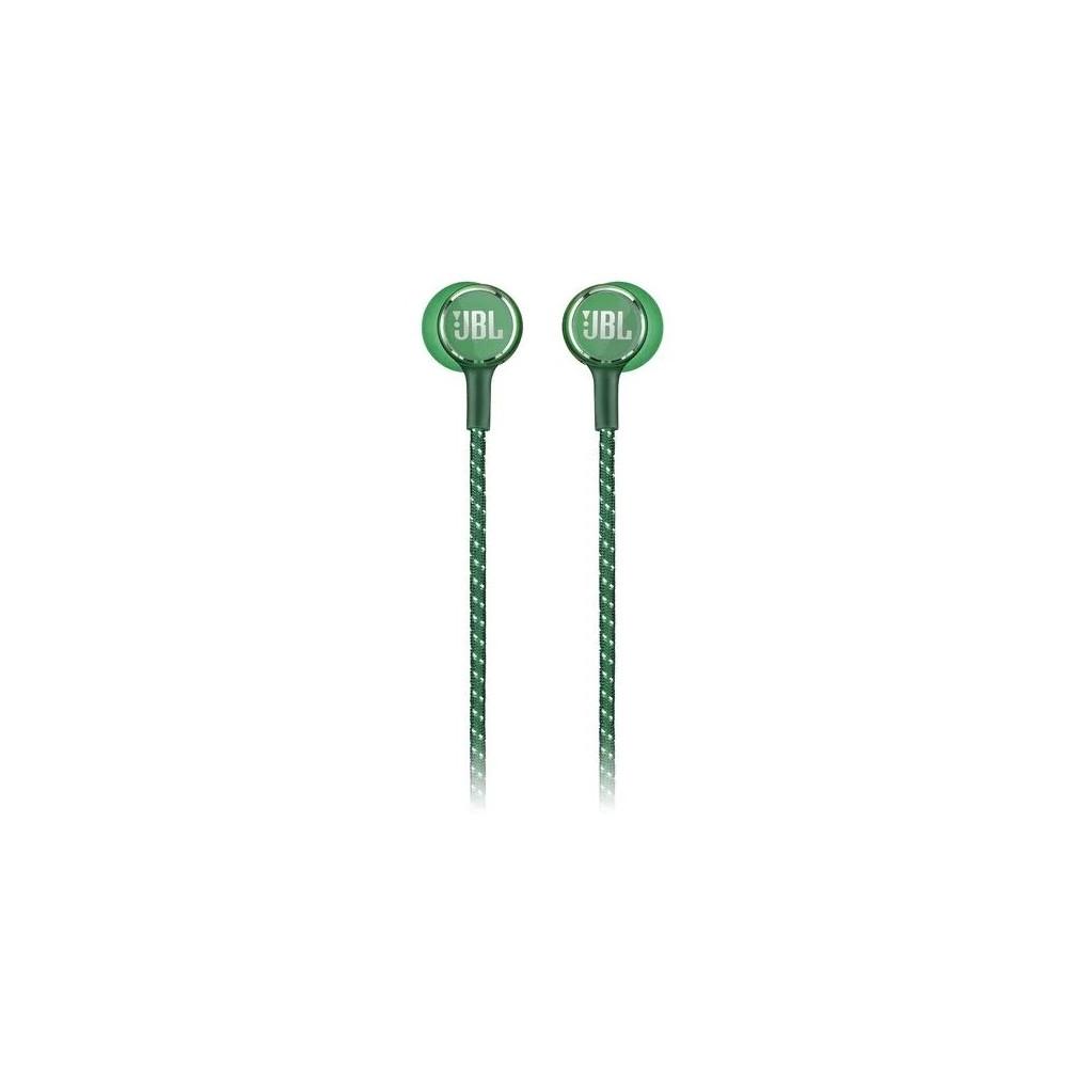 Наушники JBL Live 200BT, зеленый