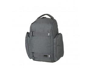 Walker Delta Classic - рюкзак Grey Melange, 32х44х22см, серый