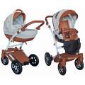 Детская коляска Tutek Torero  2 в 1 ECO STO ECO10BR/B