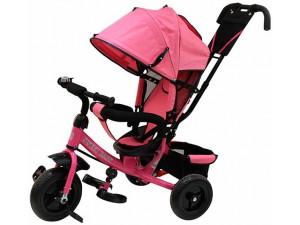 Sweet Baby Mega Lexus Trike - трехколесный велосипед розовый (8/10, EVA)