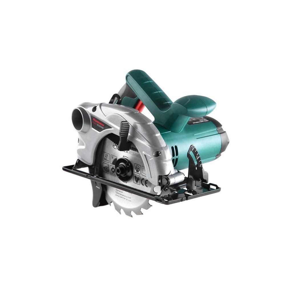 Пила циркулярная Hammer Flex CRP1300D