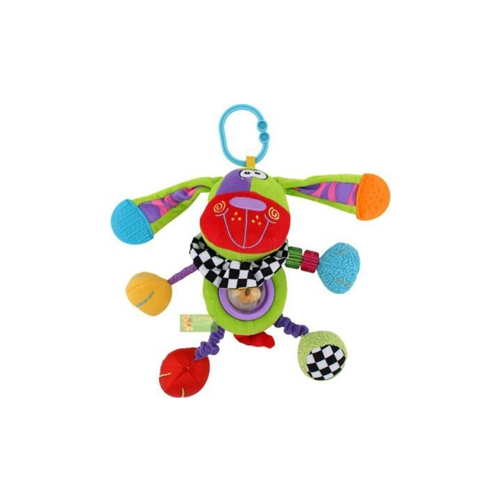 Playgro Игрушка-подвеска (zany zoo) 0101300