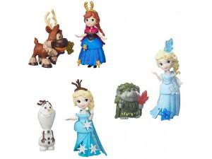 Disney Princess кукла Холодное сердце с другом Hasbro